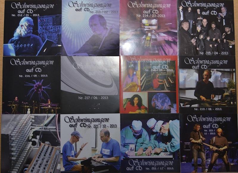 Various - Schwingungen Auf CD Nr. 165 - 02 - 2009