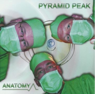 Pyramid Peak - Anatomy