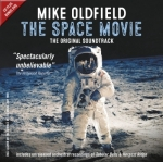 Mike Oldfield - The Space Movie  (CD + DVD)