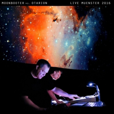 Moonbooter vs Otarion - Live Muenster 2016