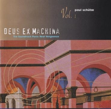 Cue Records Com Paul Schuetze Deus Ex Machina