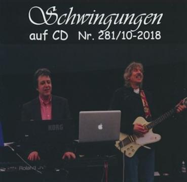 Schwingungen Radio auf CD - Edition Nr.281 10/18