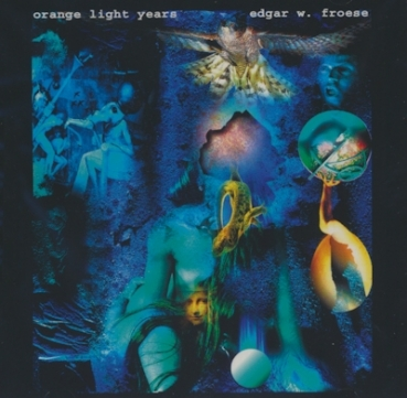Edgar Froese - Orange Light Years Remasterd 2015