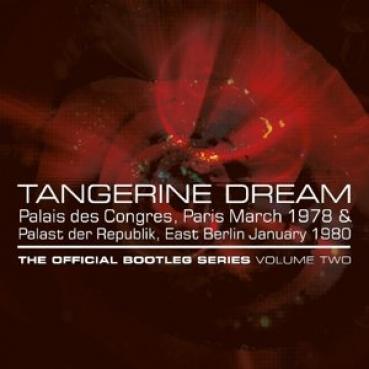Tangerine Dream - Official Bootleg Series Vol. 2 (4 CD Box-Set)