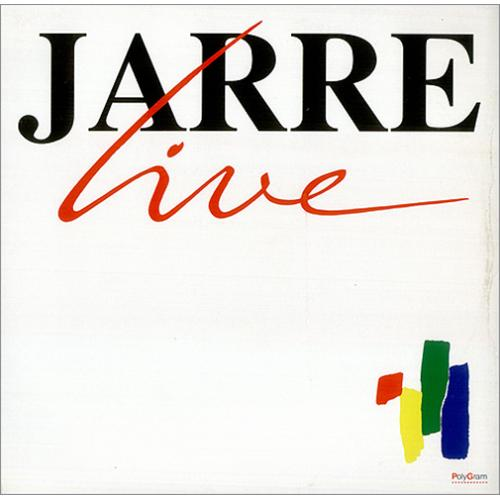 Cue Records Com Jean Michel Jarre Live