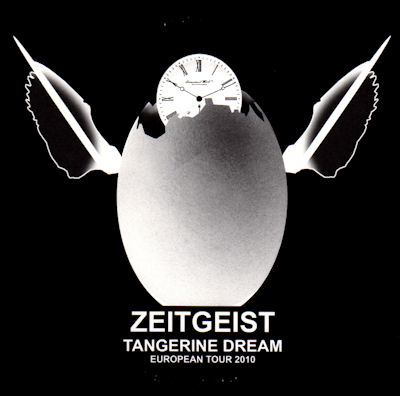 Cue Records Com Tangerine Dream Zeitgeist