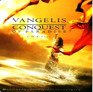 1492 conquest of paradise and (score) 1492: завоевание рая / 1492: conquest of paradise (by vangelis) - 1992, flac (image+cue), lossless 3257 mb (score) 1492: завоевание.