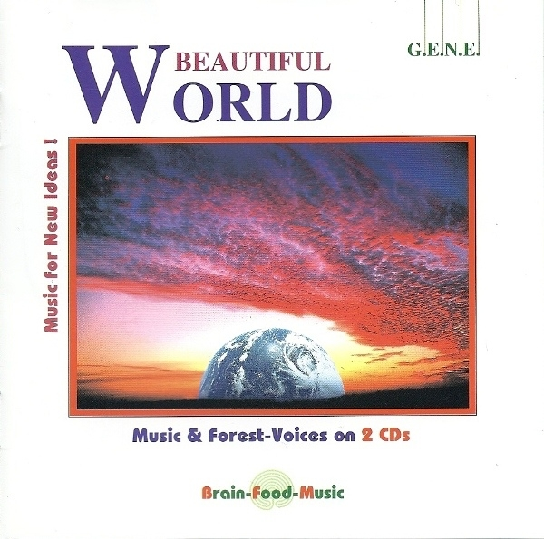 G.E.N.E. - Beautiful World (2 CD)