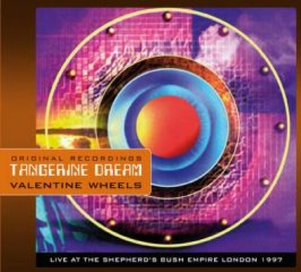 Tangerine Dream - Valentine Wheels