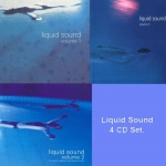 Various Artists - Liquid Sound 1 + 2 + 3 (4 CD Set)