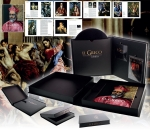 Vangelis - El Greco Super Anniversary Deluxe Box Set - Limited Numbered Collector's Edition