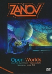 Zanov - Open Worlds Live at Synthfest 2017 DVD