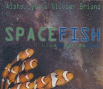 AlphaLyra + Olivier Briand - Spacefish