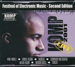 Various Artists - KOMP 2001 Festival of Electronic Music